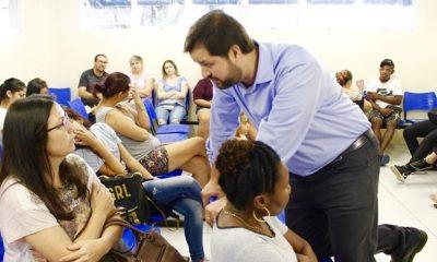 Pacientes aprovam Hospital São Vicente