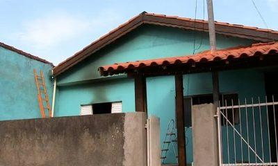Equipamento eletrônico pode ter causado incêndio em casa de Várzea Paulista
