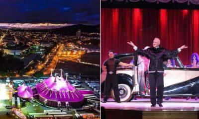 Circo Tihany Spectacular chega a jundiaí
