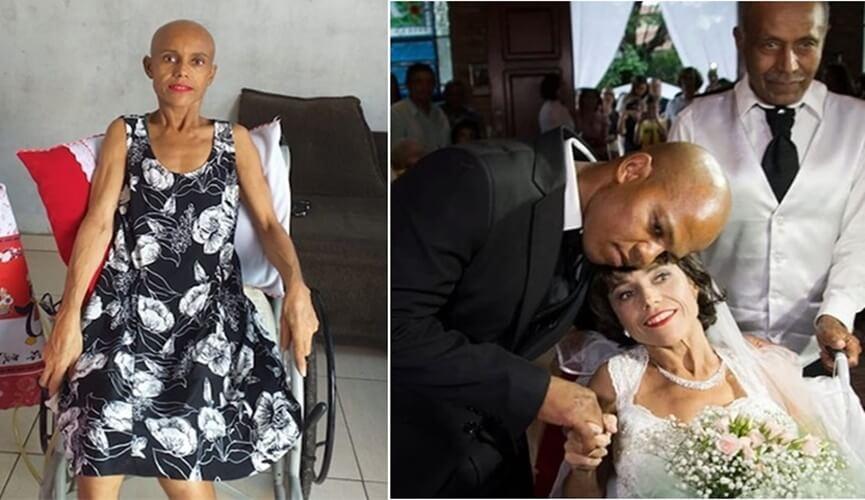Paciente com câncer terminal