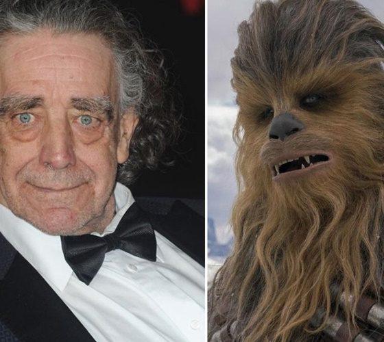 Chewbacca de 'Star Wars', morre aos 74 anos
