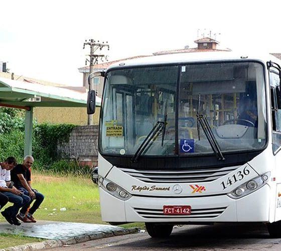 Tarifa do ônibus
