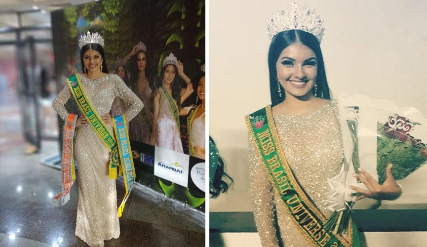Adolescente de Várzea Paulista é eleita Miss Brasil Teen - Tribuna de Jundiaí