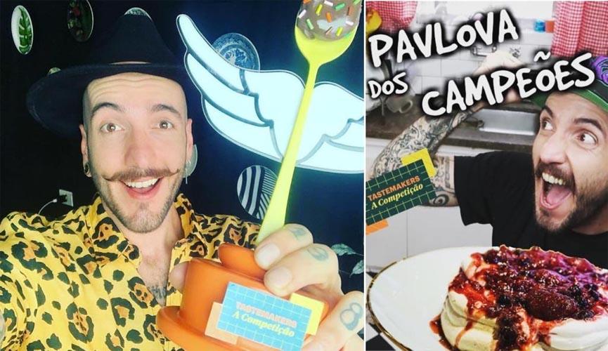 Nascido em Jarinu vence reality da Tastemade e ganha próprio programa de culinária - Tribuna de Jundiaí
